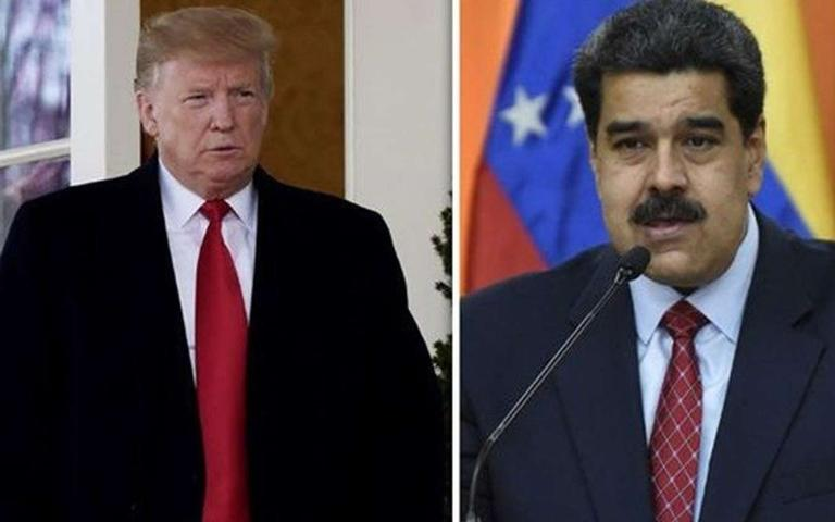 The%20Trump%20Administration%20Is%20Digging%20Deep%20In%20Venezuela%3A%20Is%20This%20In%20Contrast%20To%20What%20POTUS%20Campaigned%20On%3F