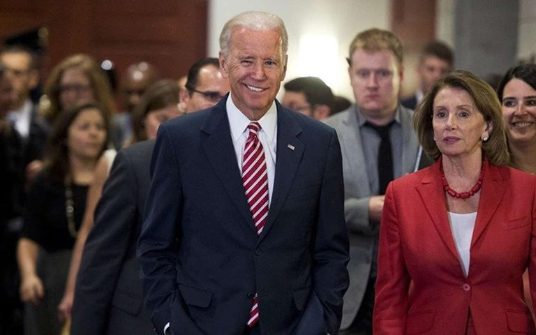 Joe%20Biden%20Gets%20Some%20Tough%20Love%20From%20Nancy%20Pelosi%20Who%20Took%20A%20Dig%20At%20Donald%20Trump%20While%20Addressing%20Former%20VP%27s%20Allegations