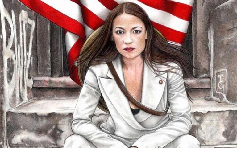 Alexandria%20Ocasio-Cortez%20Superhero%20Comic%20Gets%20A%20Cease%20And%20Desist%20Letter%20--%20Was%20It%20Good%20For%20Her%20Brand%20Of%20Politics%3F