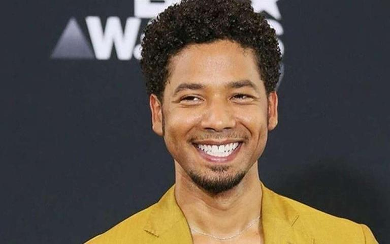 Jussie%20Smollett%20Faces%20Hoax%20Allegations%20About%20Alleged%20Racist%20and%20Homophobic%20Attack%20--%20Can%20%27Empire%27%20Actor%20Save%20His%20Career%3F